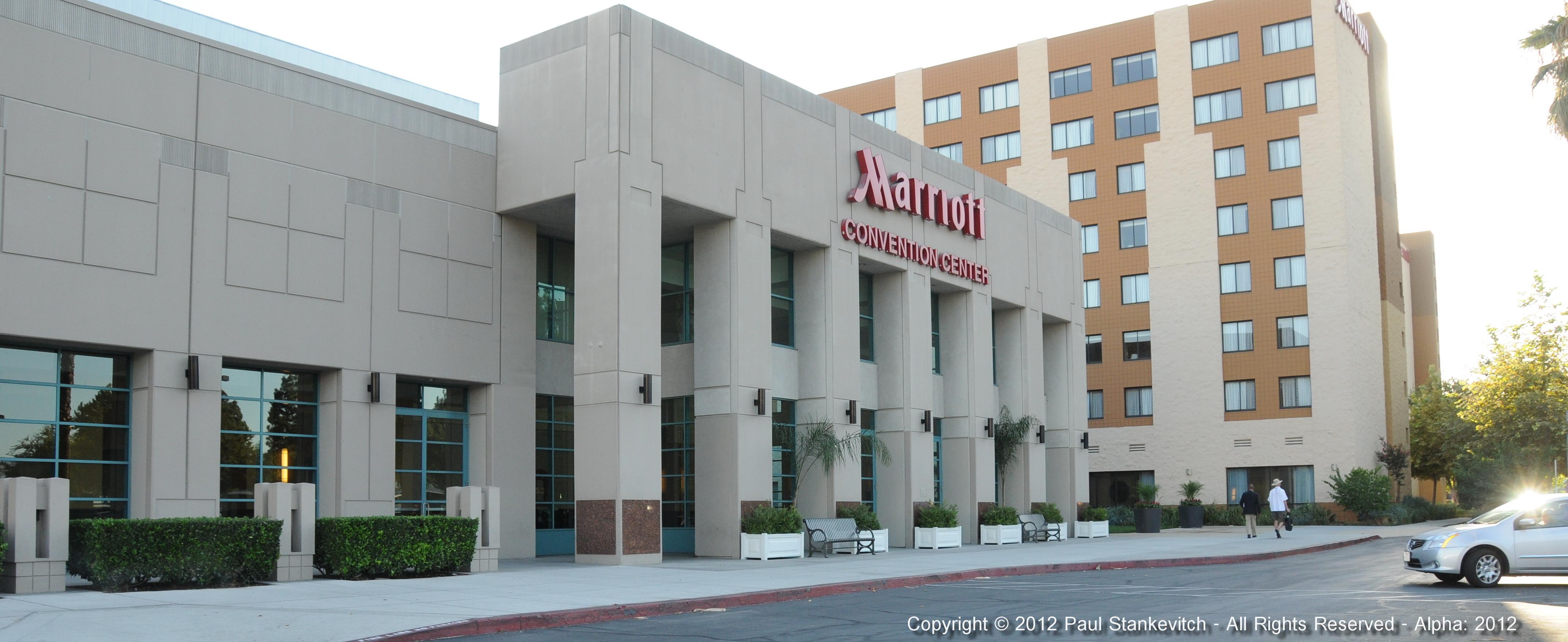 Marriott Airport Hotel