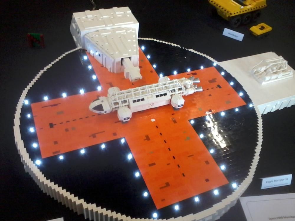Lego Space 1999