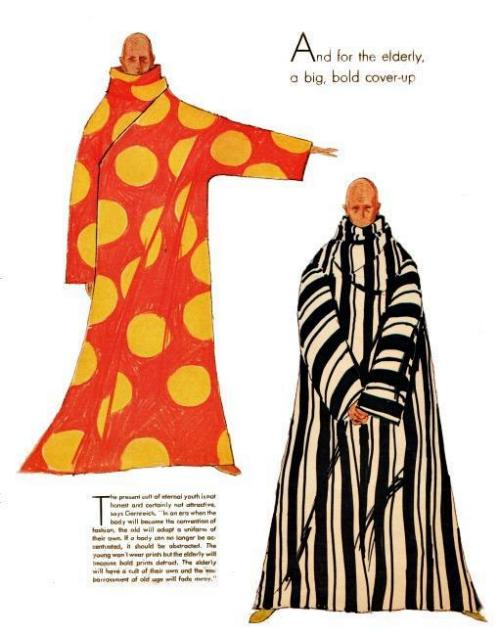 Rudi Gernreich Future Fashion