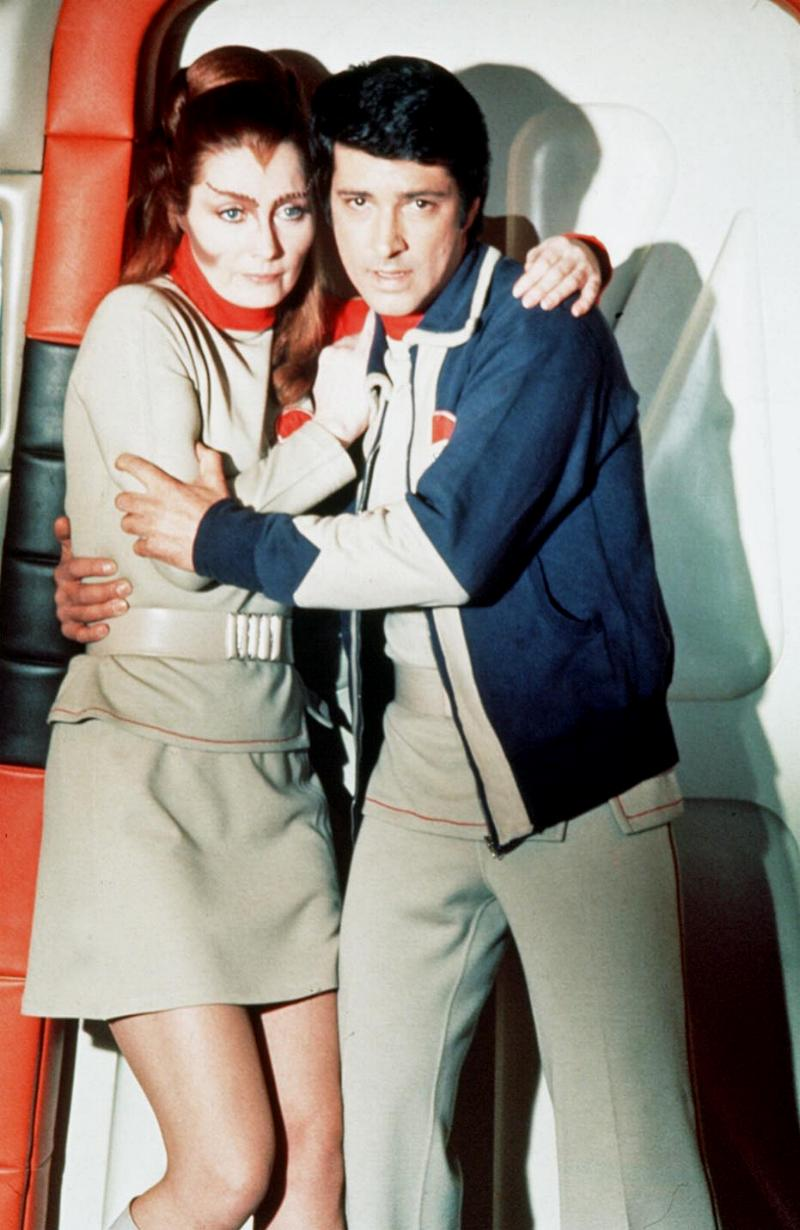 Space 1999 Catacombs Publicity Fire