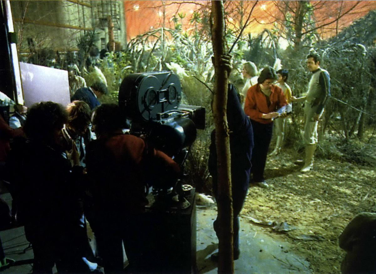 Space 1999 Behind The Scenes