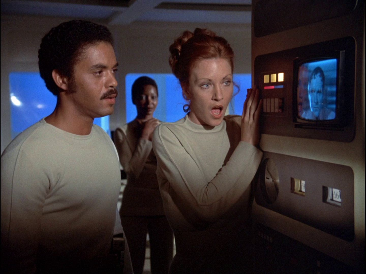 Andrea Allan space 1999 catacombs: guest cast