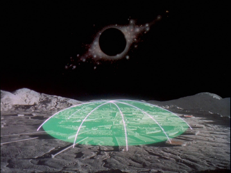 Space 1999 Catacombs Black Sun