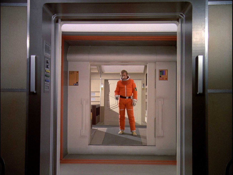 Space 1999 Eagle Passenger Module Doors