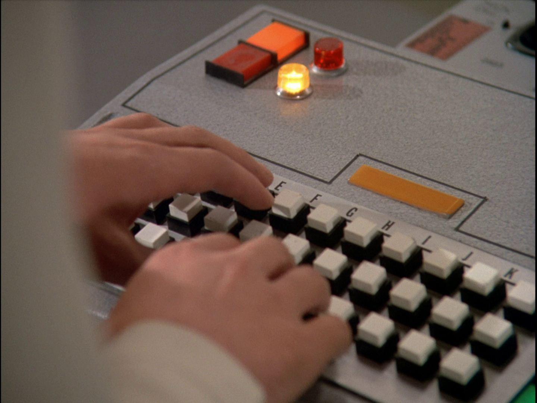 Keyboards in movies/TV series! - Page 3 - deskthority