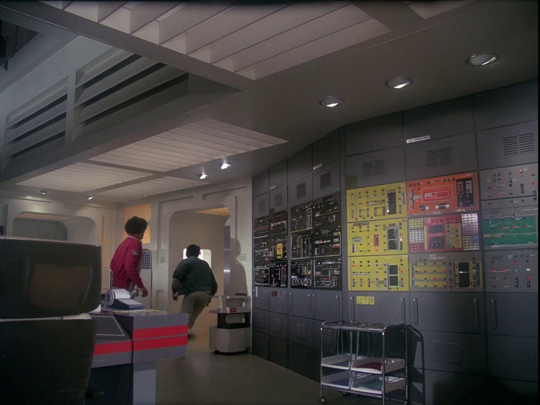 Moonbase Alpha Computer Panels