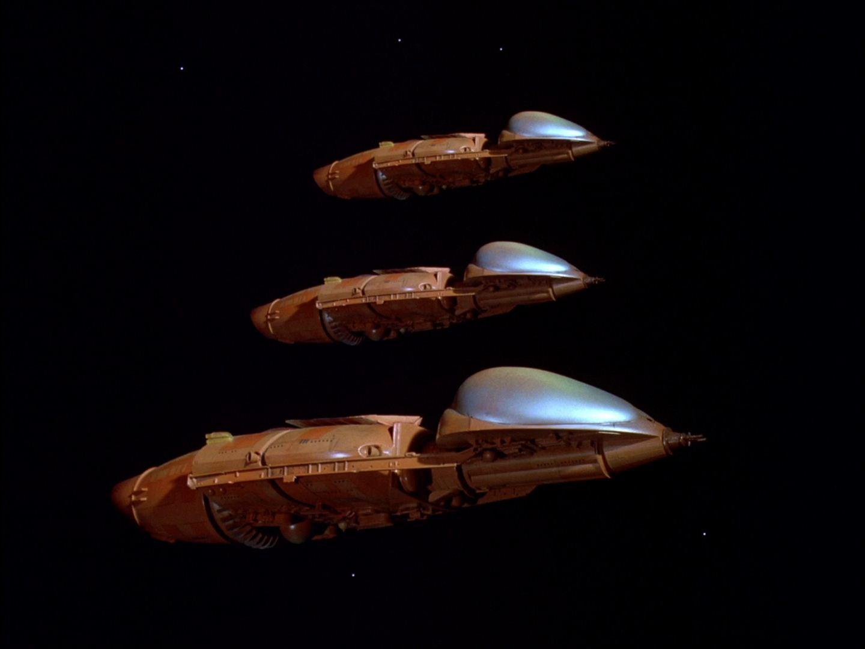 space 1999 spacecraft designs - photo #44