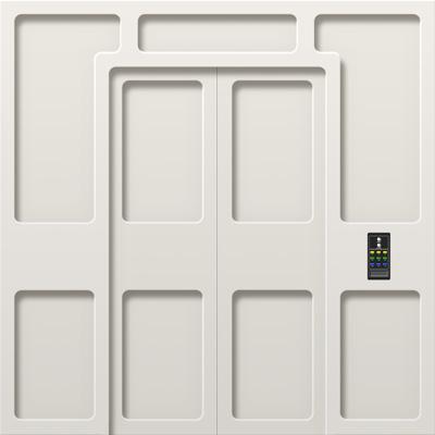 Double door  sc 1 st  Space 1999 Catacombs & Moonbase Alpha Door Panels pezcame.com