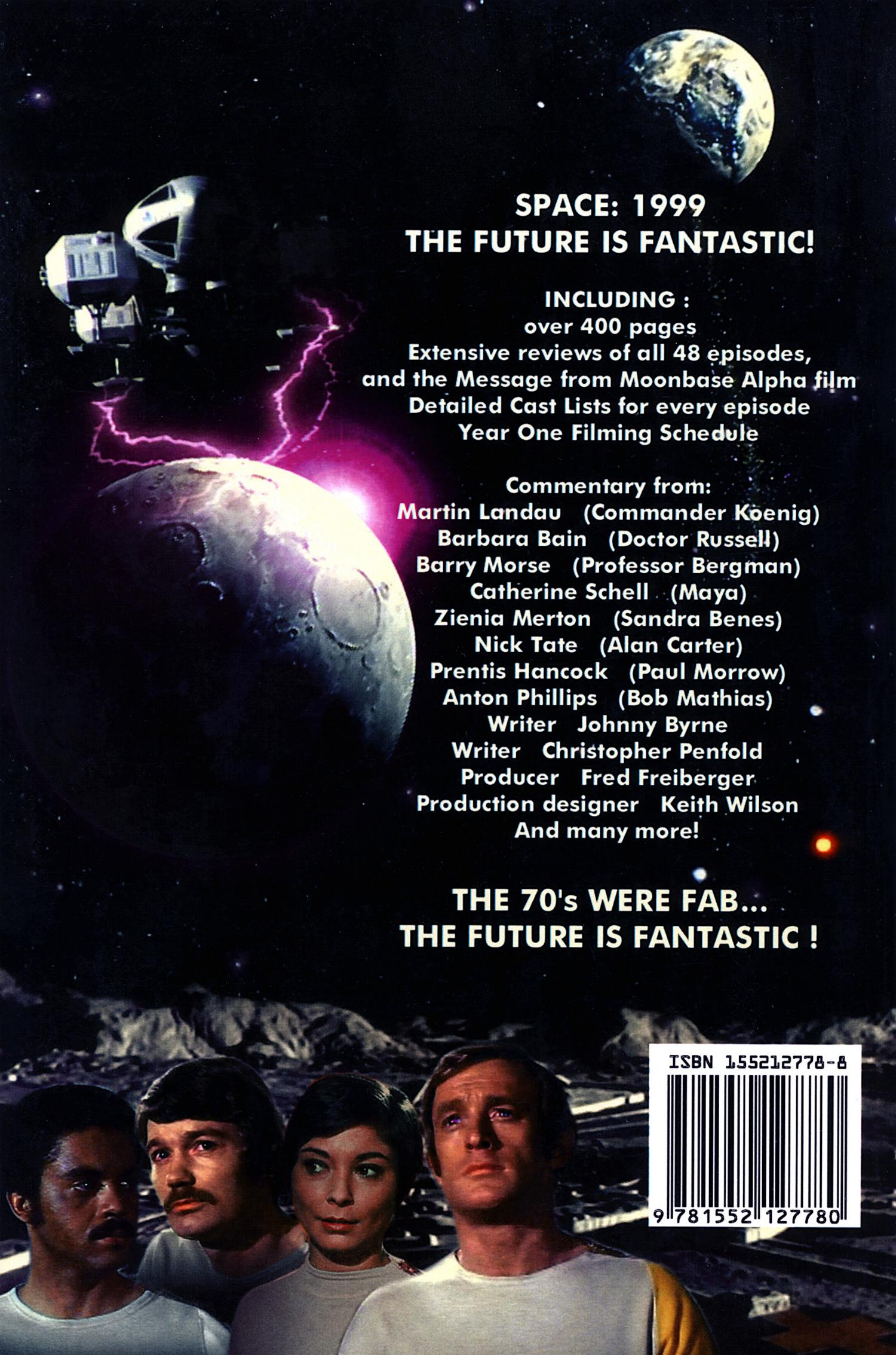 Alien Seed (Space: 1999, Book 7)