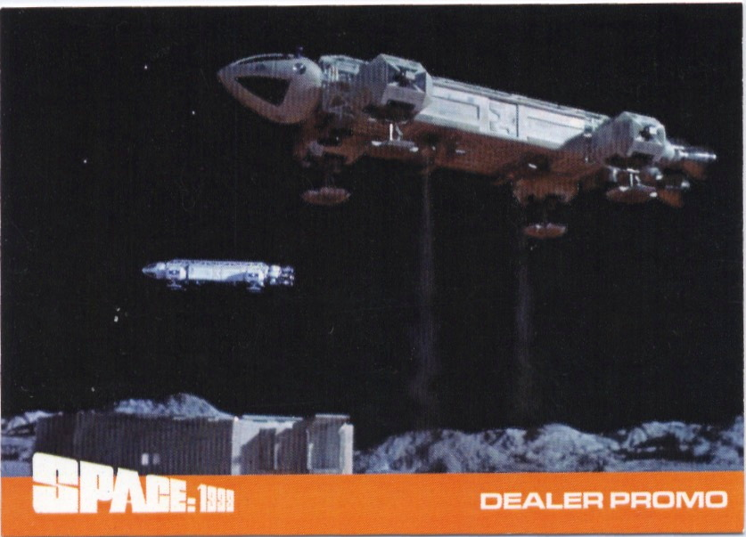 DEALER PROMO UTP1 UMBRELLA TRADING CARDS LIMITED TO 20 SPACE 1999 SERIES 2