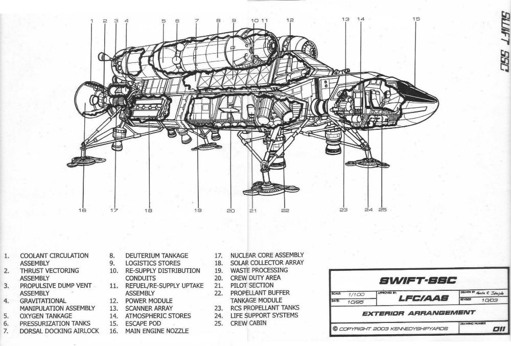 Space Probe Blueprints (page 3) - Pics about space