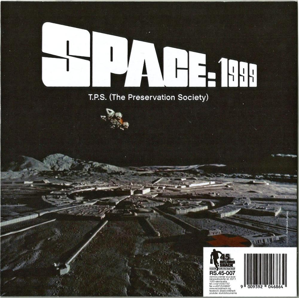 Space 1999 Merchandise Guide Compilation Cds