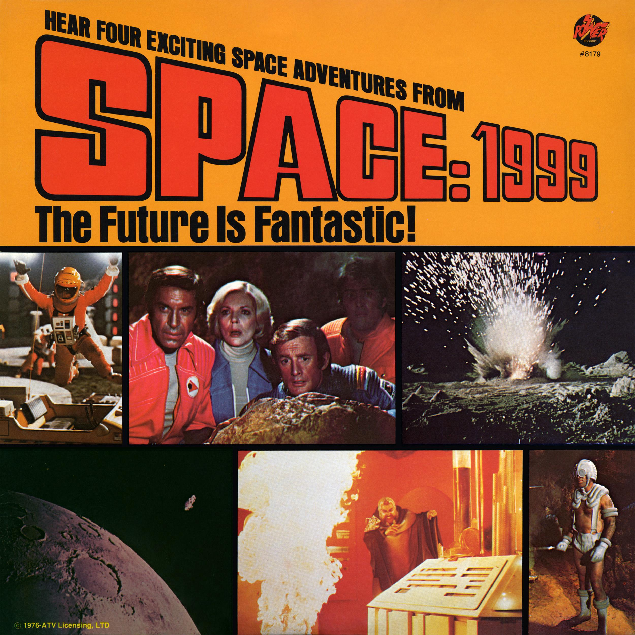 Space 1999 Fantastic New POSTER