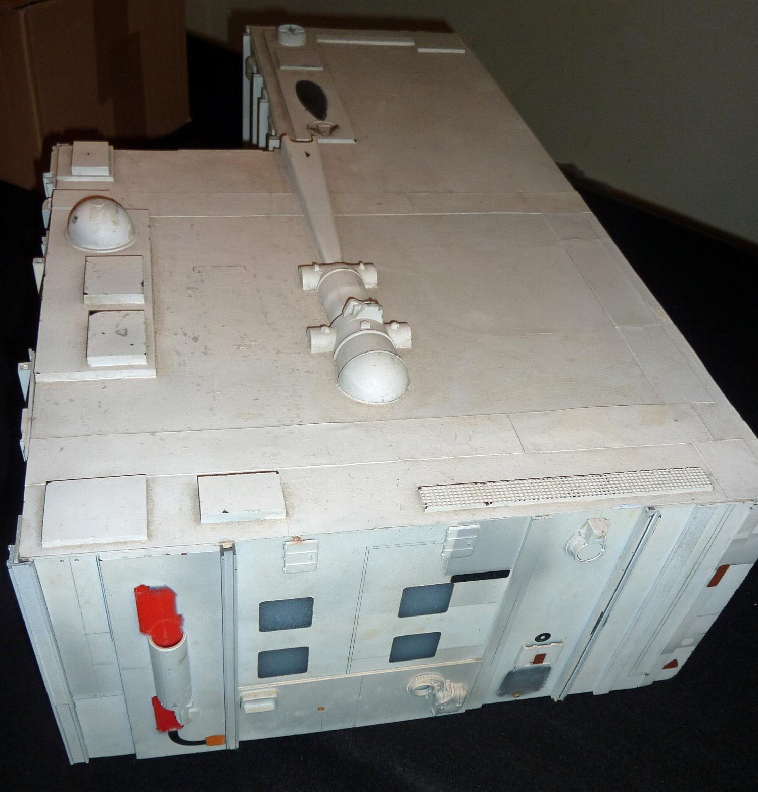 Space 1999 Catacombs Moonbase Alpha
