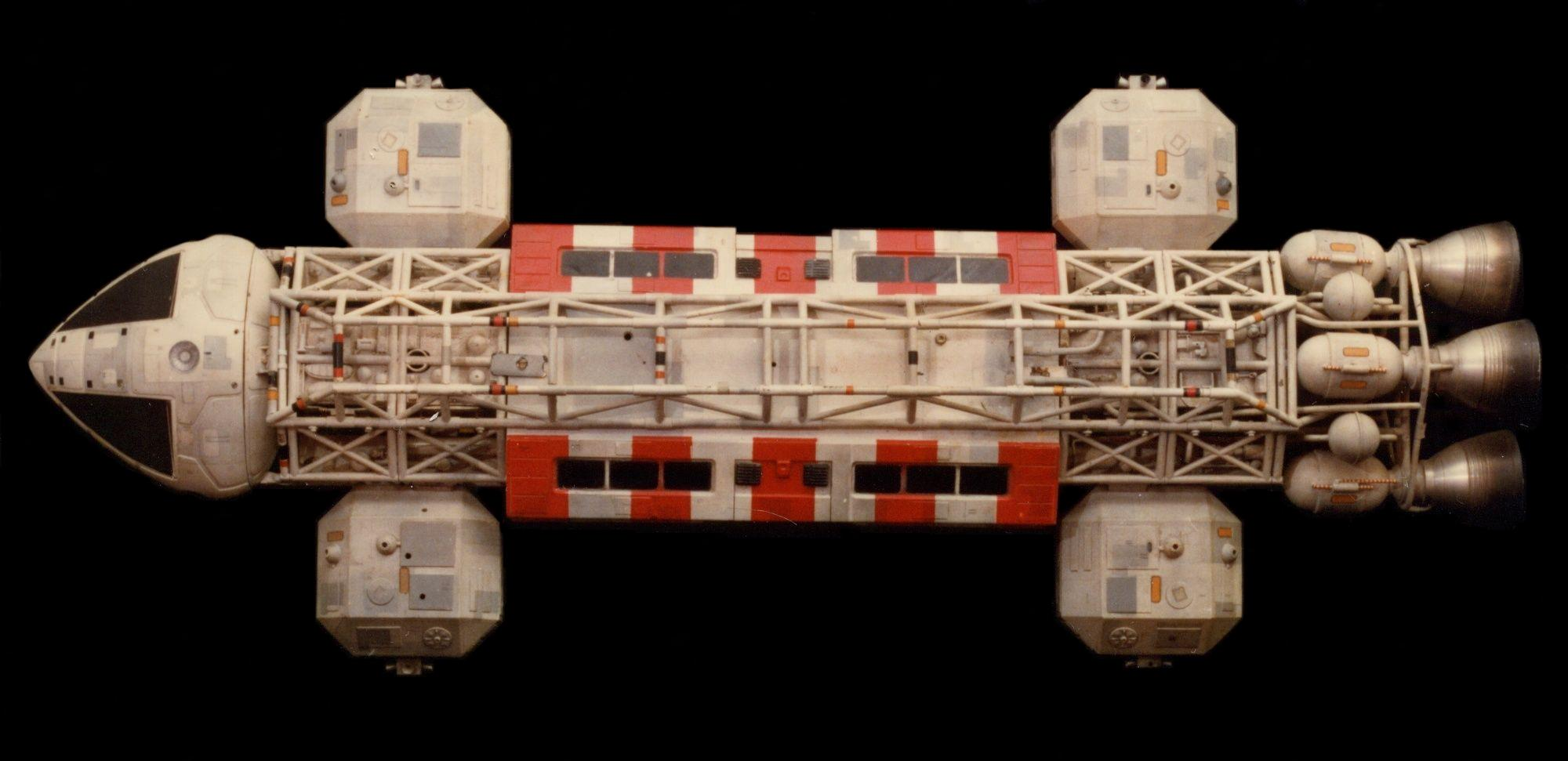 Space 1999 Catacombs Eagle 1 Images