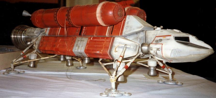 space 1999 spacecraft designs - photo #29